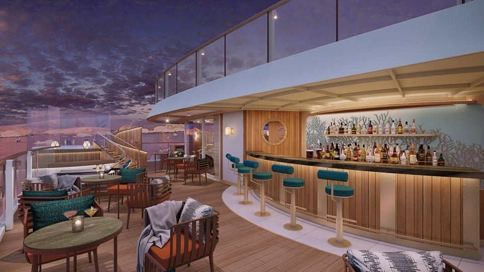 seabourn venture sky bar